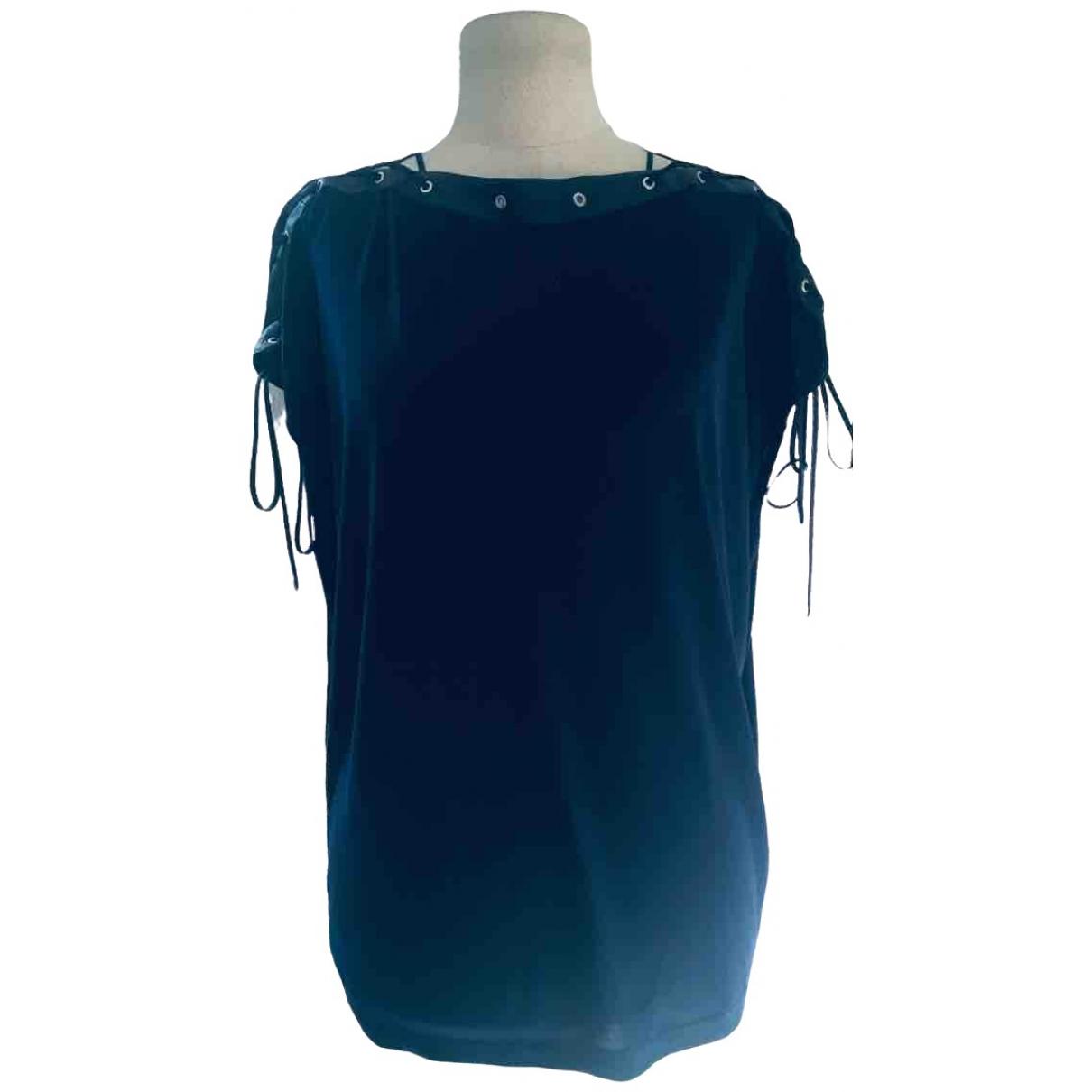 Mcm \N Navy Cotton  top for Women L International