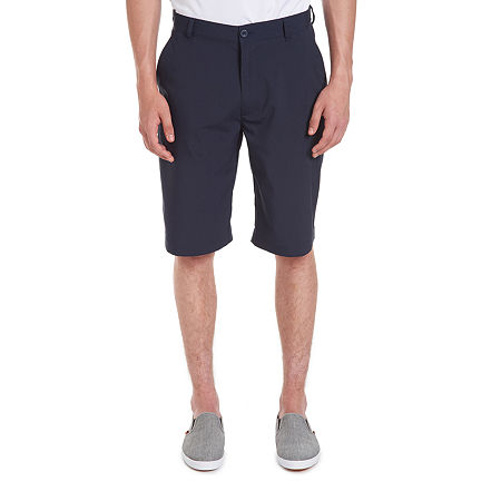 IZOD Young Mens Performance Short, 30 , Blue