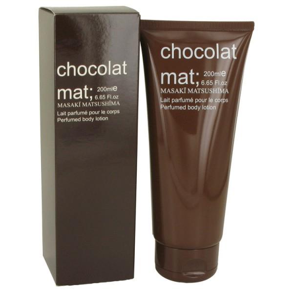 Masaki Matsushima - Chocolat Mat : Scented Body Milk 6.8 Oz / 200 ml