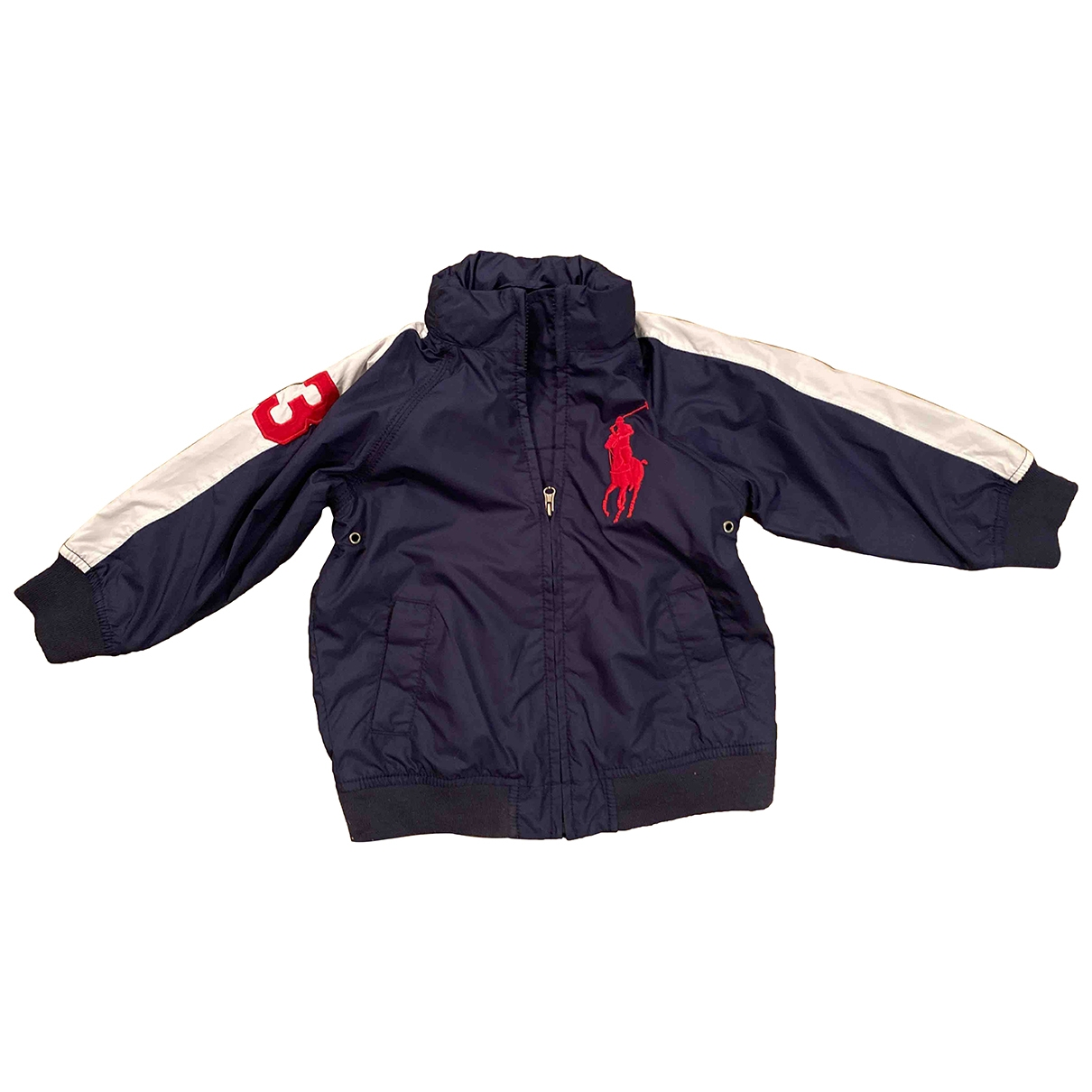 Polo Ralph Lauren \N Blue jacket & coat for Kids 2 years - up to 86cm FR