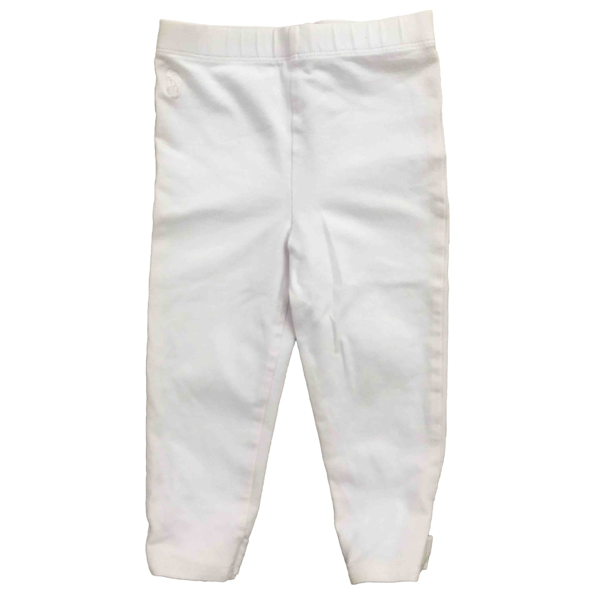 Ralph Lauren \N Pink Cotton Trousers for Kids 18 months - up to 81cm FR