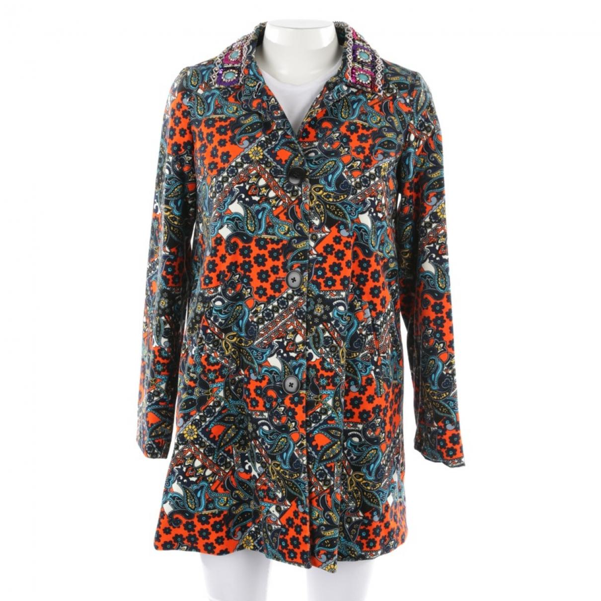 Manoush \N Multicolour Cotton jacket for Women 32 FR