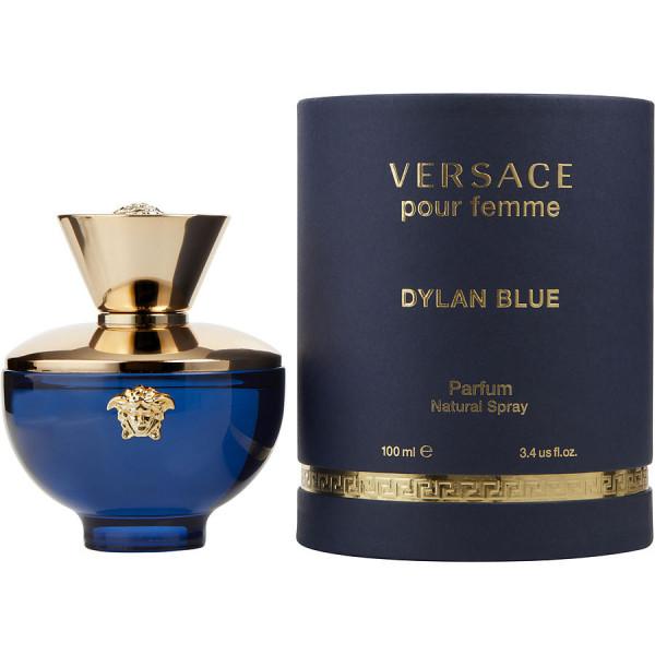 Versace - Dylan Blue : Eau de Parfum Spray 3.4 Oz / 100 ml