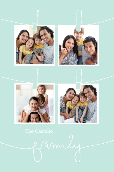 Everyday 12x18 Poster, Home Décor -ClothesPin Snapshots