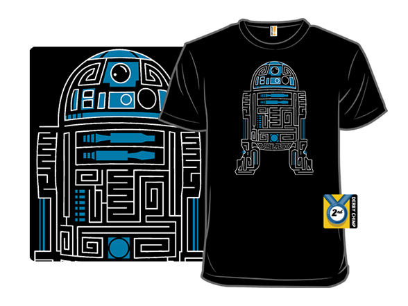 R2d2 Is Amazing T Shirt