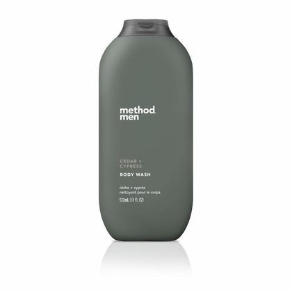 Method Men's Body Wash 532ML - Cedar + Cypress