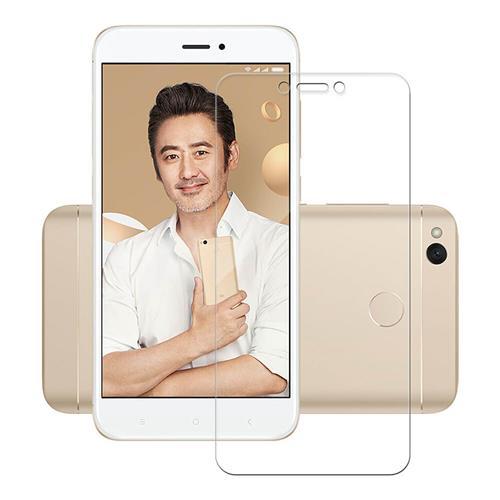 Transparent Xiaomi Redmi 4X Tempered Glass 2.5D Arc Screen 0.3mm Protective Glass Film Screen Protector