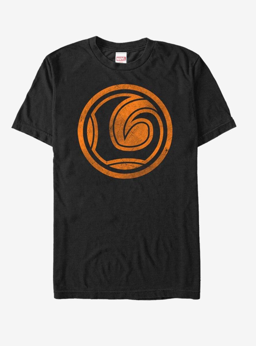 Marvel Loki Orange T-Shirt