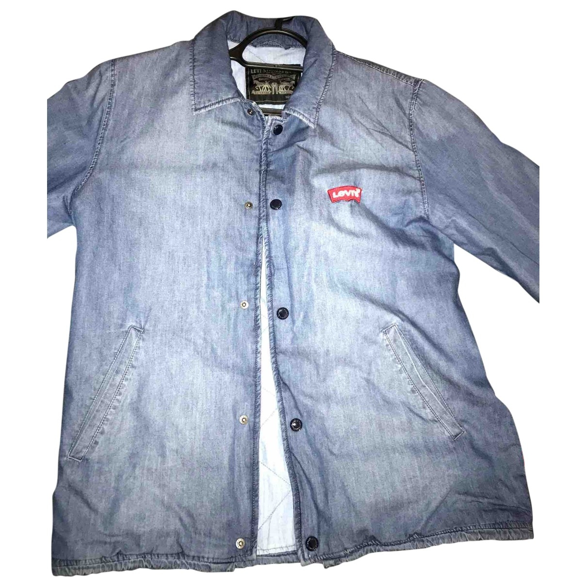 Levi's \N Blue Denim - Jeans jacket  for Men S International