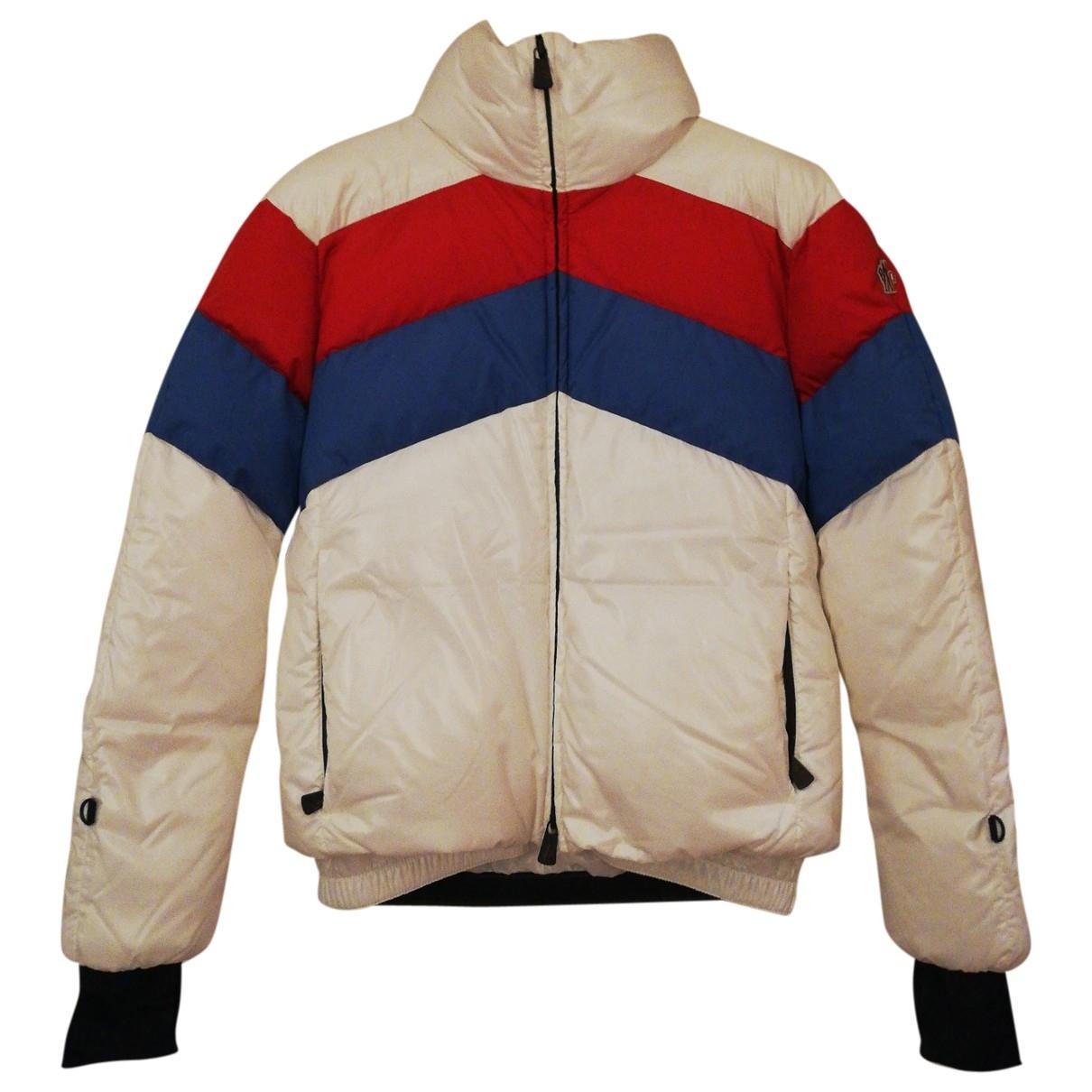 Moncler Grenoble White coat for Women 1 0-5