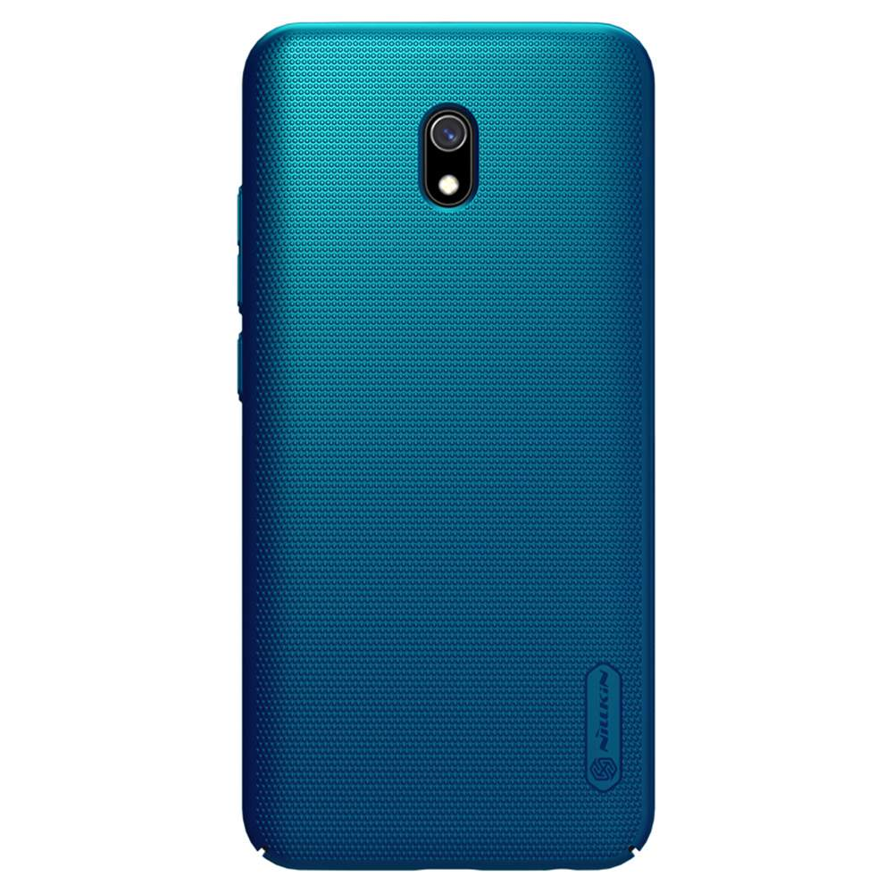 NILLKIN Protective Frosted PC Phone Case For Xiaomi Redmi 8A Smartphone - Blue