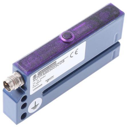Telemecanique Sensors Photoelectric Sensor Through Beam (Fork) 3 m Detection Range NPN/PNP