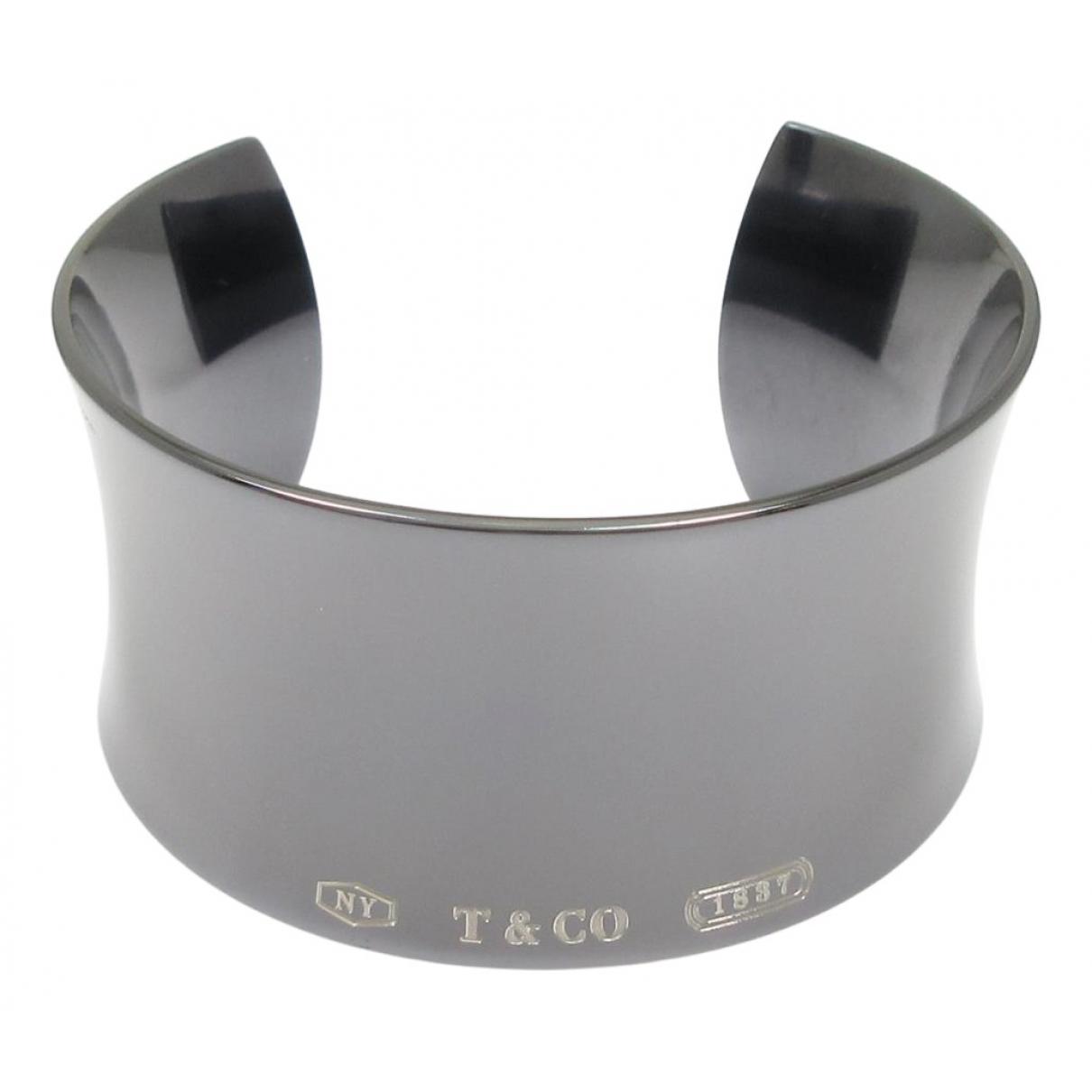 Tiffany & Co Tiffany 1837 Gold Silver bracelet for Women \N