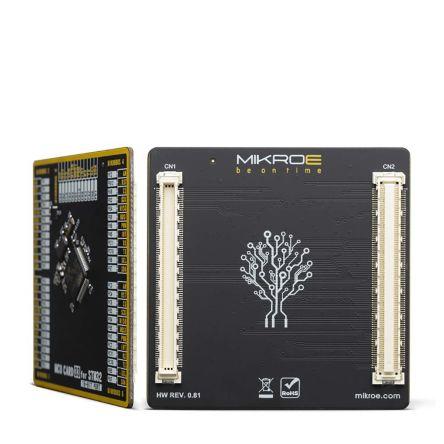 MikroElektronika MCU CARD 33 Microcontroller Add On Board MIKROE-3782