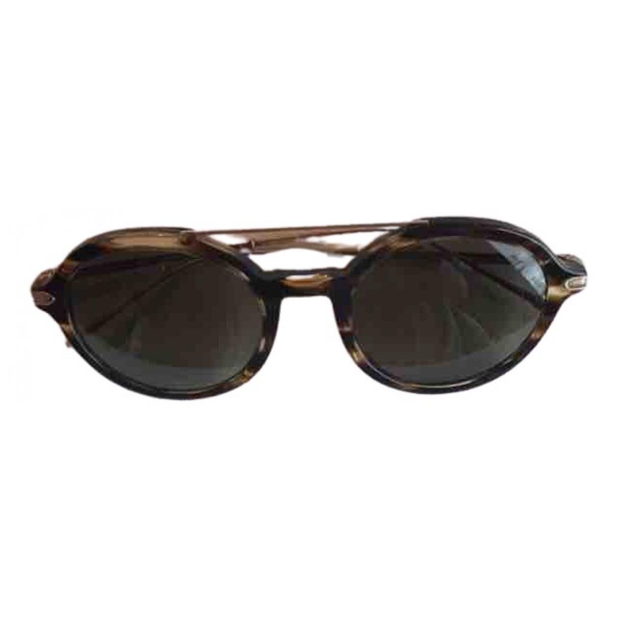 Carven \N Brown Sunglasses for Women \N
