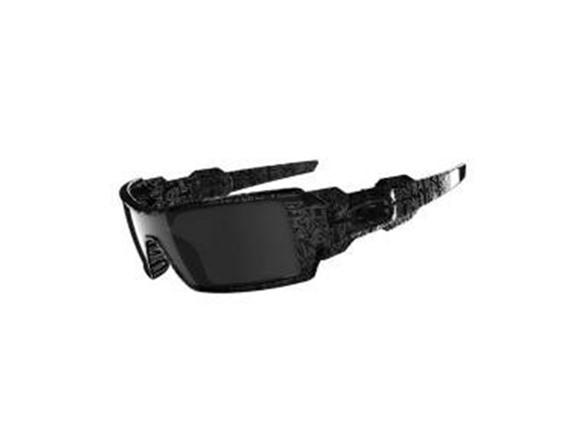 Oakley Men's Oil Rig Shield Sunglasses