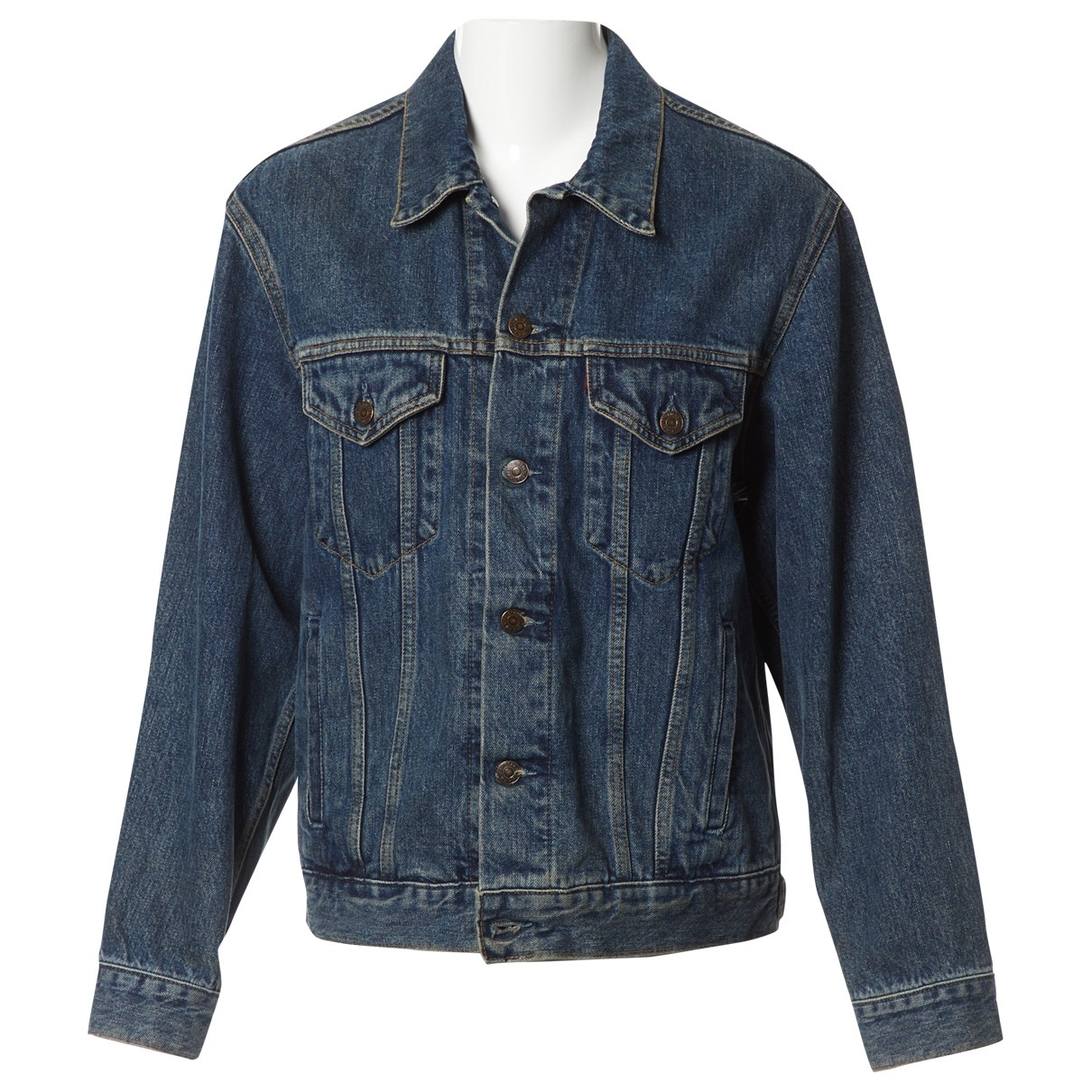 Levi's \N Blue Denim - Jeans jacket for Women M International