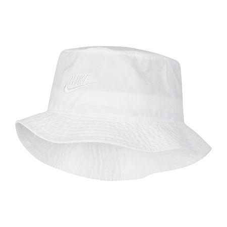 Nike - Mens Bucket Hat, Medium-large , White