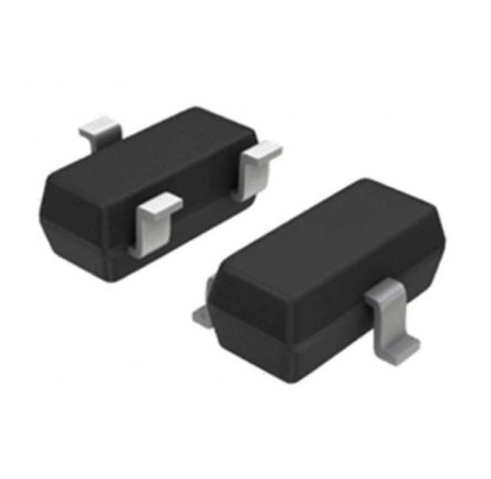 Silicon Labs Si7201-B-04-IVR , Omnipolar Hall Effect Sensor, 3-Pin SOT-23 (5)