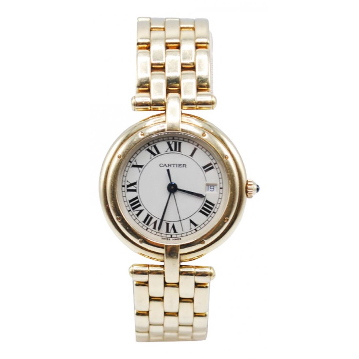 Cartier Panthère Vendôme Gold Yellow gold watch for Women \N
