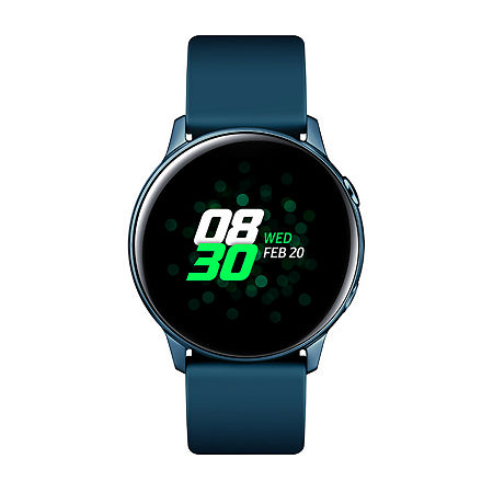 Samsung Galaxy Active Mens Green Smart Watch-Sm-R500nzgaxar, One Size , No Color Family