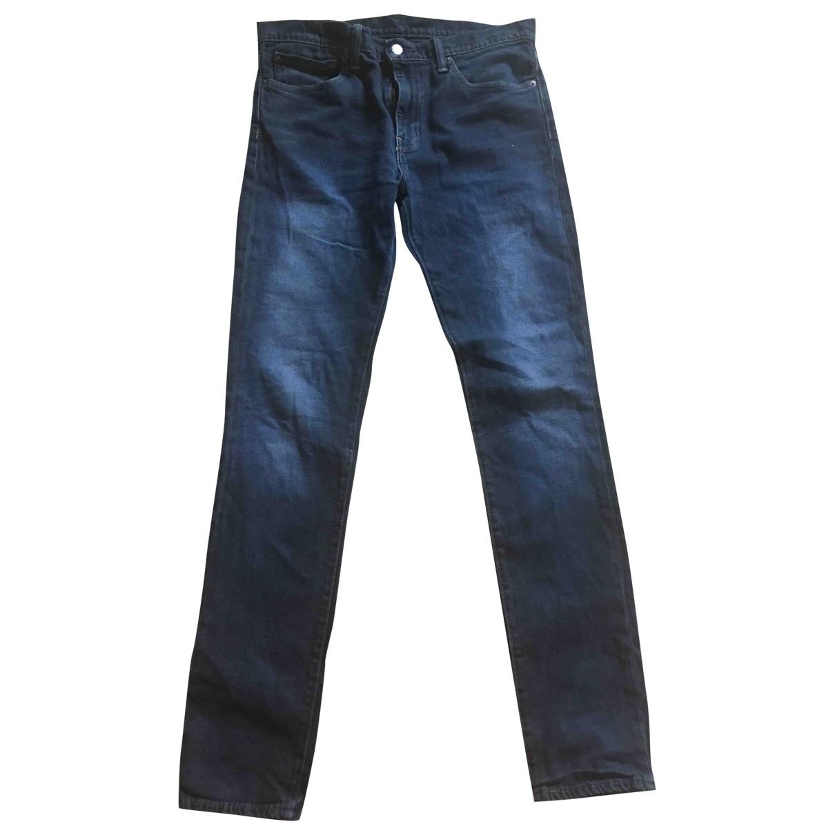 Levi's \N Cotton - elasthane Jeans for Men 34 US
