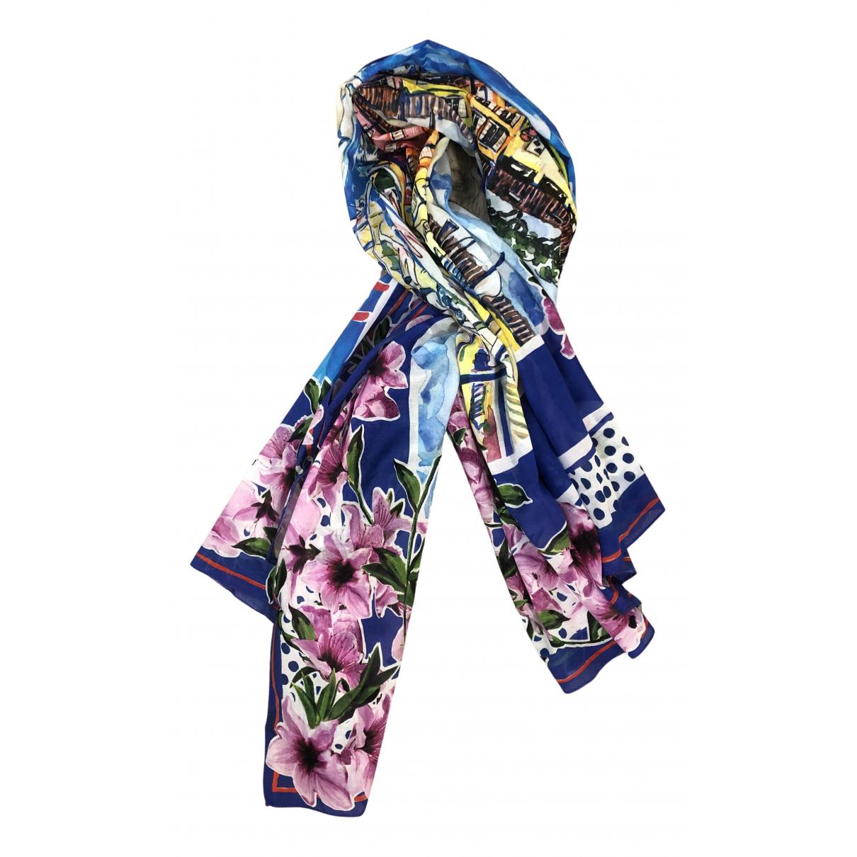 Dolce & Gabbana N Cotton scarf for Women N