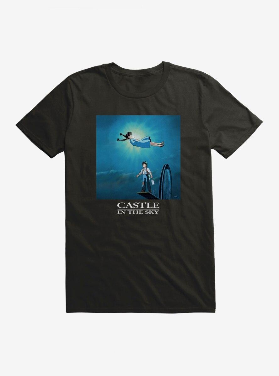Studio Ghibli Castle In The Sky T-Shirt