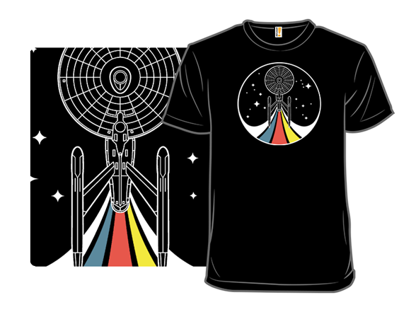 Going Boldly T Shirt