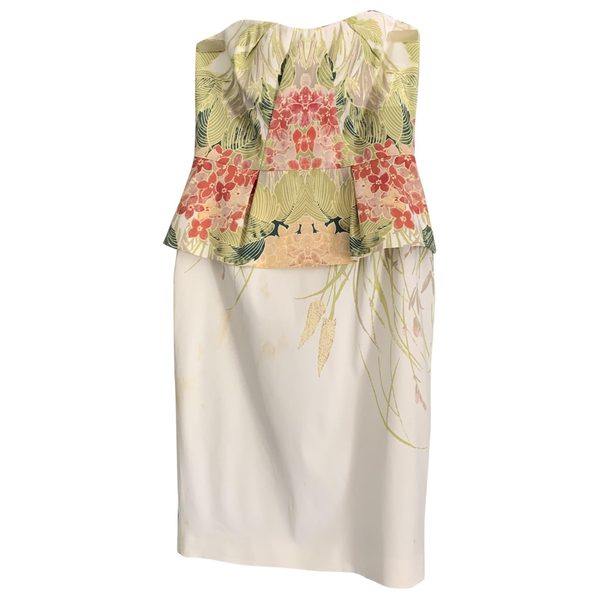 Karen Millen \N Beige dress for Women 42 FR