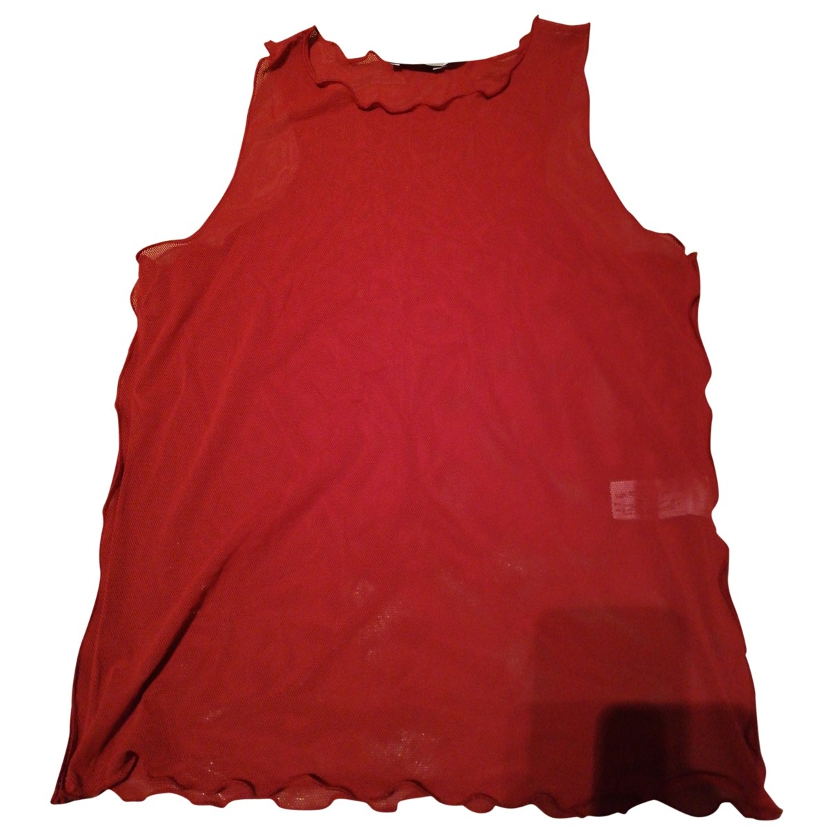Emporio Armani \N Red  top for Women 42 IT