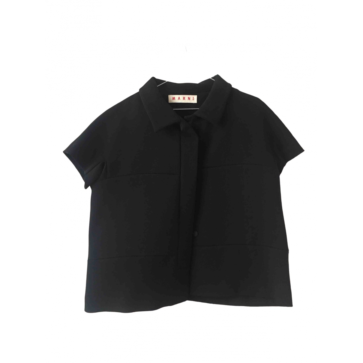Marni \N Black jacket for Women 44 IT