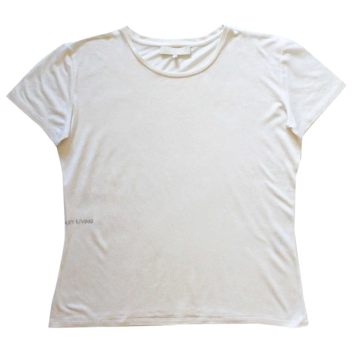 Max Mara 's \N White  top for Women L International