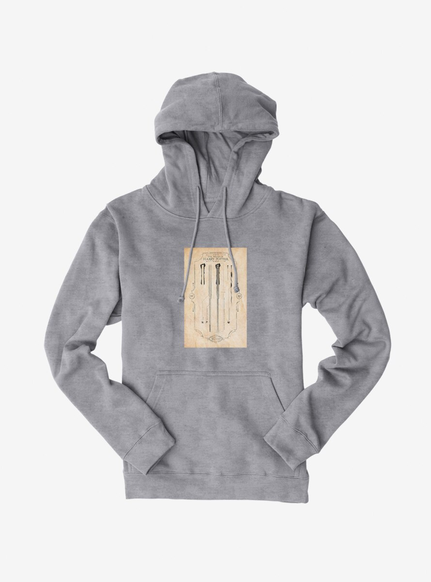 Harry Potter The Wand Of Potter Hoodie