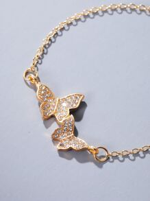 Butterfly Decor Bracelet