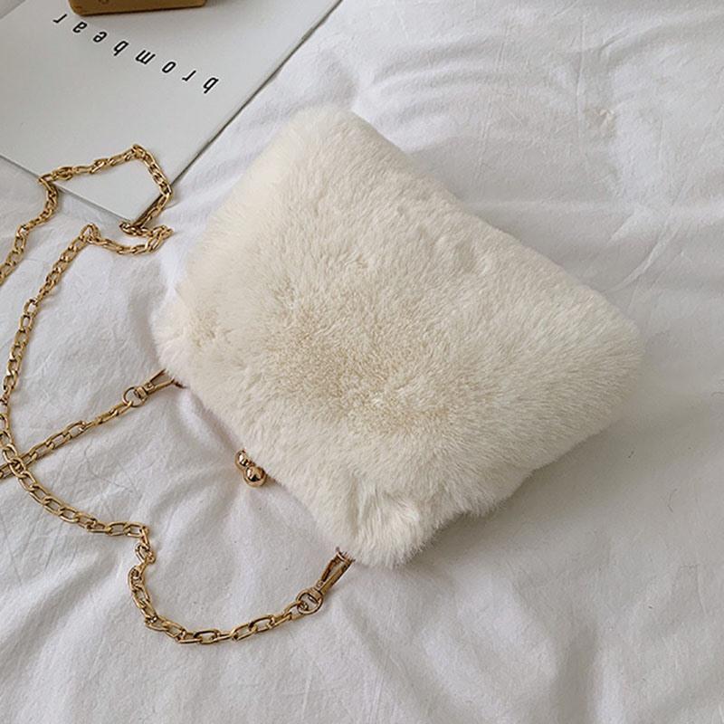 Ericdress Chain Rectangle Soft Crossbody Bags
