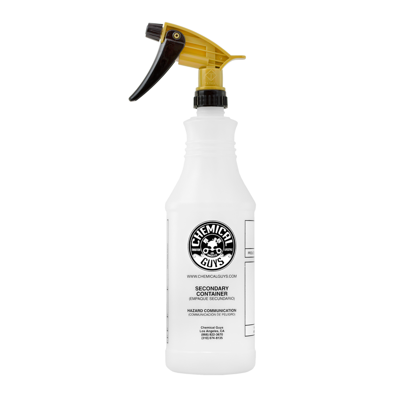 Tolco Gold Standard Heavy Duty Acid Resistant Sprayer - Chemical Guys