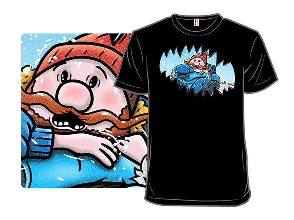 Bumble Fury T Shirt