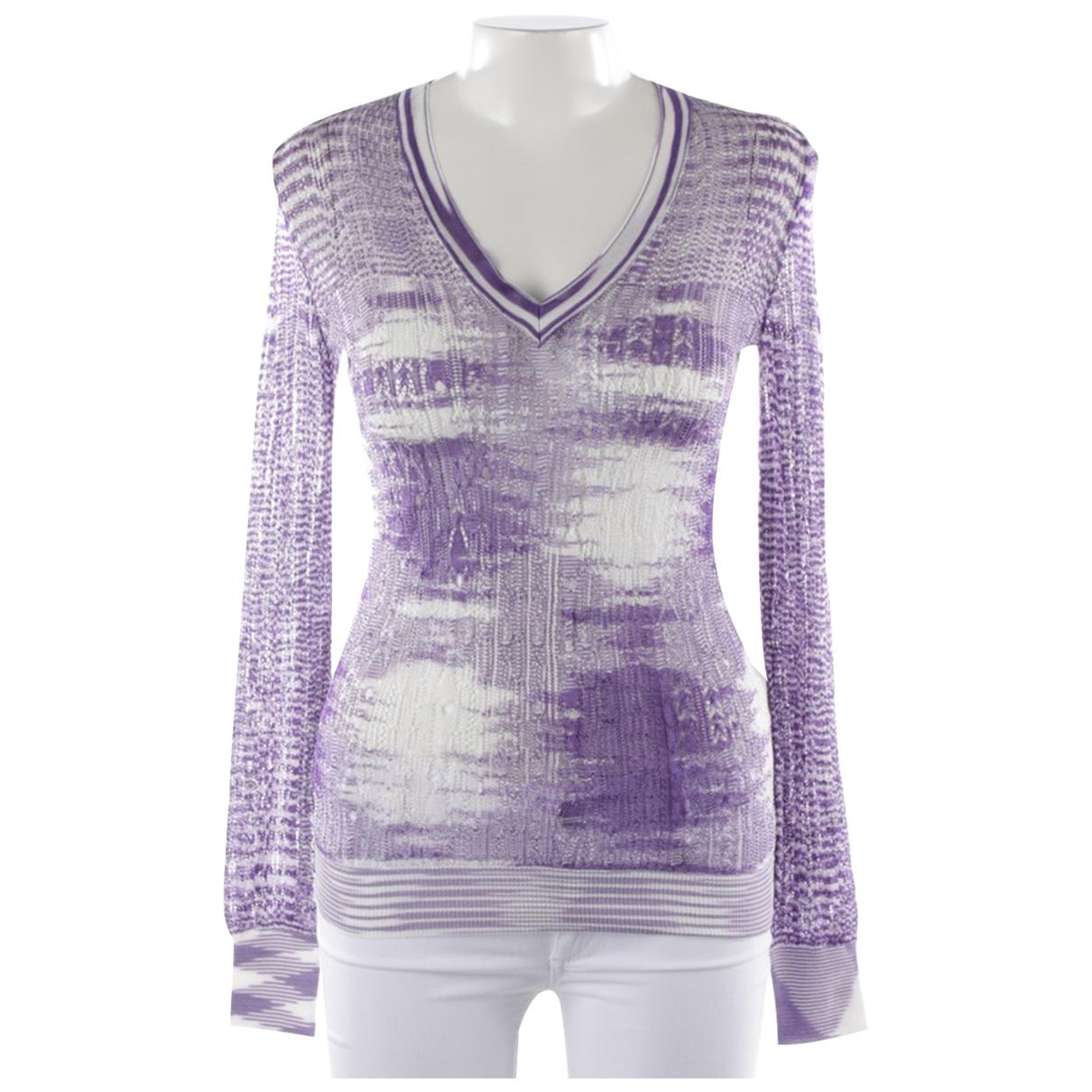 Missoni \N Purple Knitwear for Women 34 FR