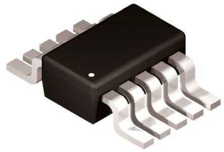 Maxim Integrated , 5.15 V Linear Voltage Regulator, 44μA, 1-Channel, Adjustable 10-Pin, μMAX MAX1745AUB+ (50)