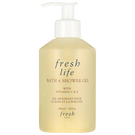 Fresh Life Bath & Shower Gel, One Size , Multiple Colors