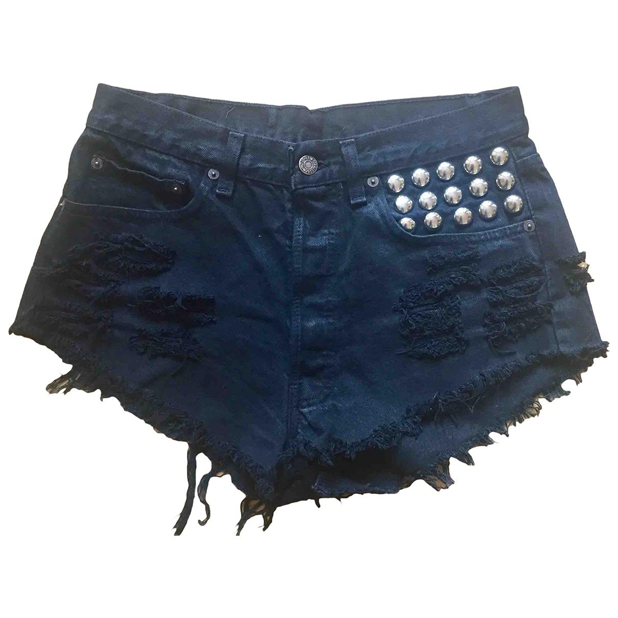 Levi's 501 Black Cotton Jeans for Women 29 US