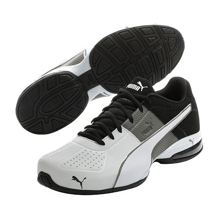 Puma Cell Surin 2 Mens Athletic Shoes, 9 1/2 Medium, Gray