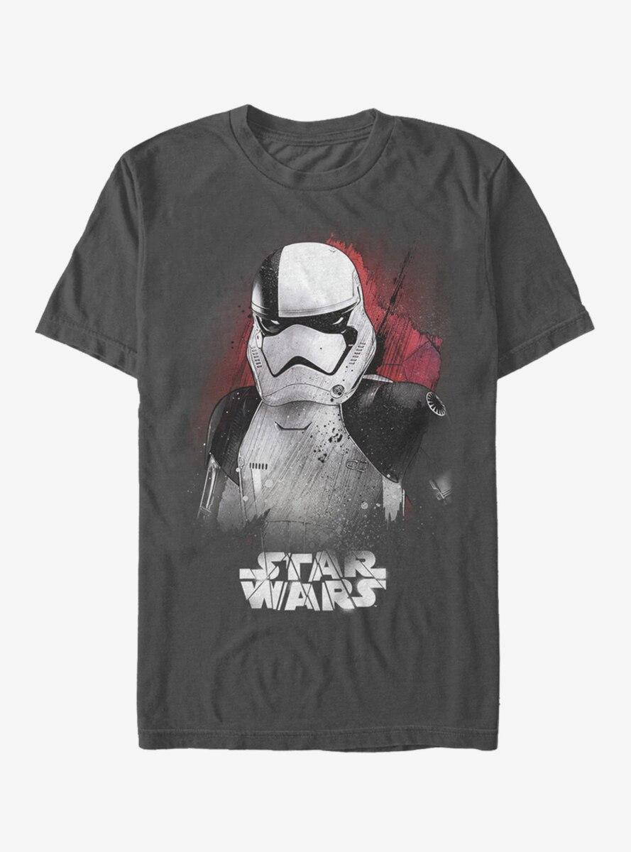 Star Wars New Stormtrooper Profile T-Shirt