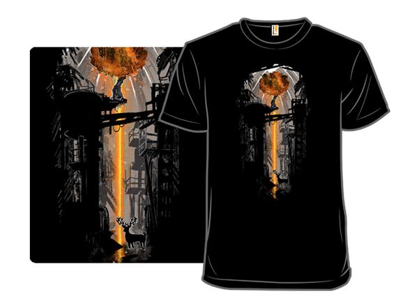 Autumn Rust T Shirt