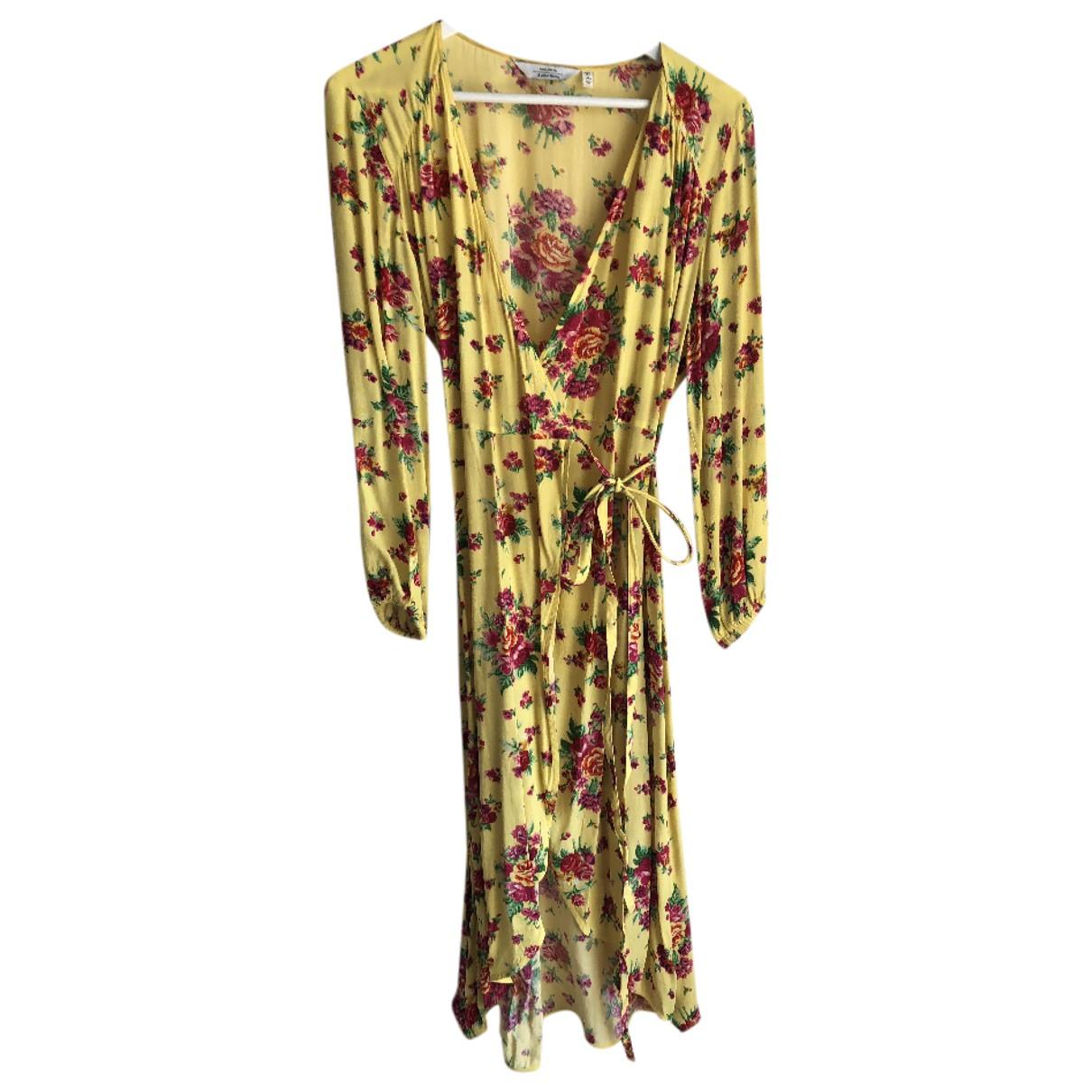 & Stories \N Yellow dress for Women 34 FR