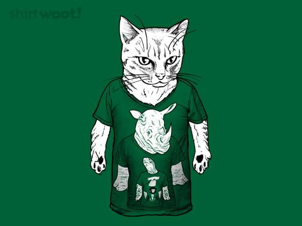Meta Animals T Shirt