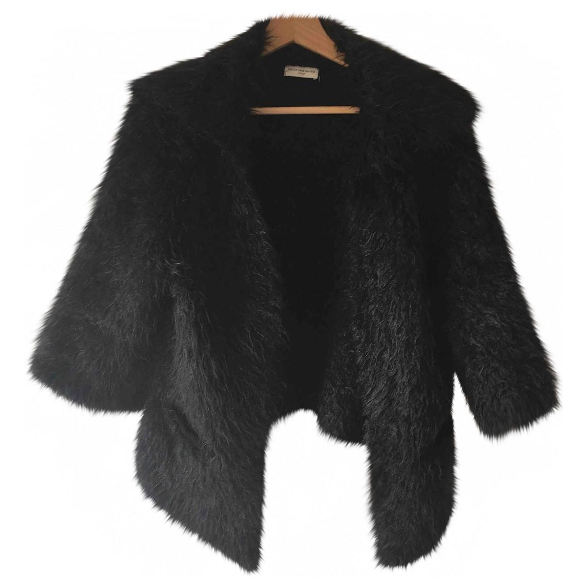 Dries Van Noten \N Black Wool jacket for Women S International