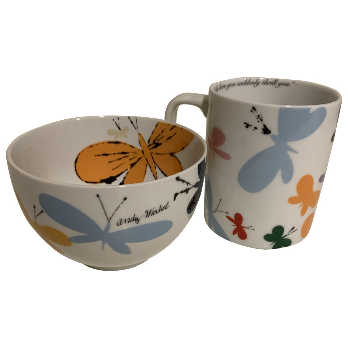 Rosenthal \N White Porcelain Dinnerware for Life & Living \N
