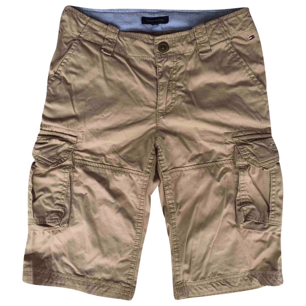 Tommy Hilfiger \N Beige Cotton Shorts for Kids 10 years - up to 142cm FR